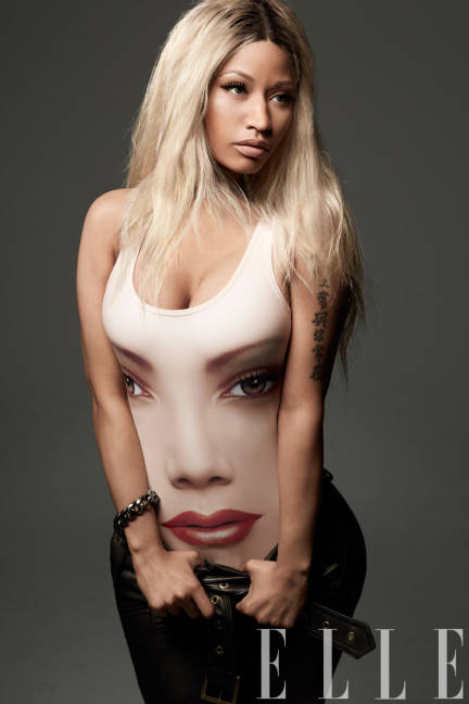 Nicki-Minaj-Elle (1)