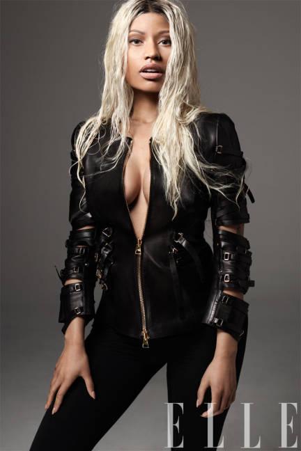 Nicki-Minaj-Elle (2)