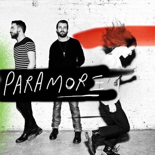 paramore paramore album cover - photo #6