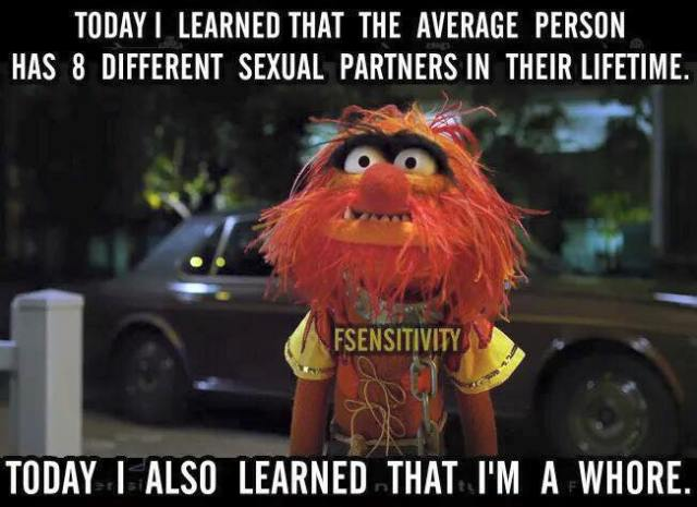 Animal Muppets Whore