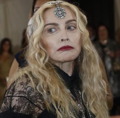 Madonna Mug 2016 Met Ball