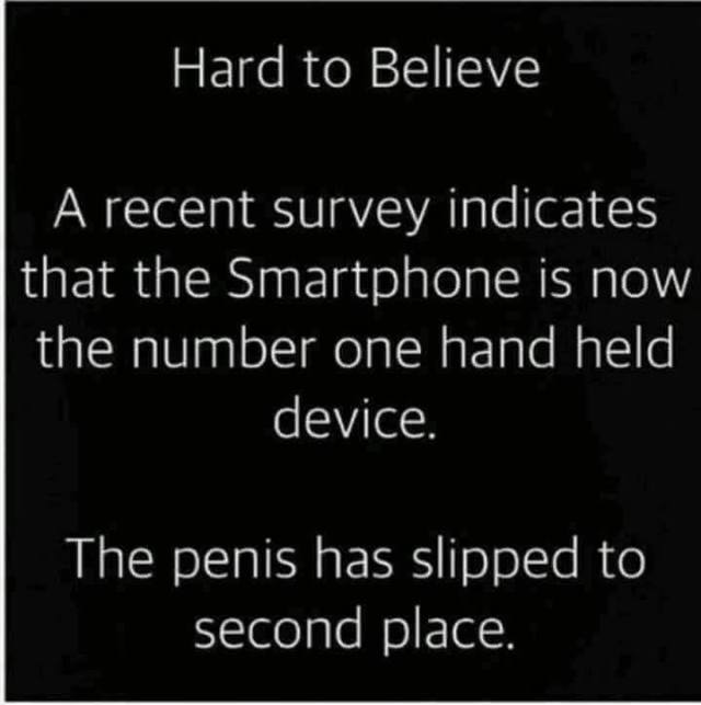 Smartphone Penis