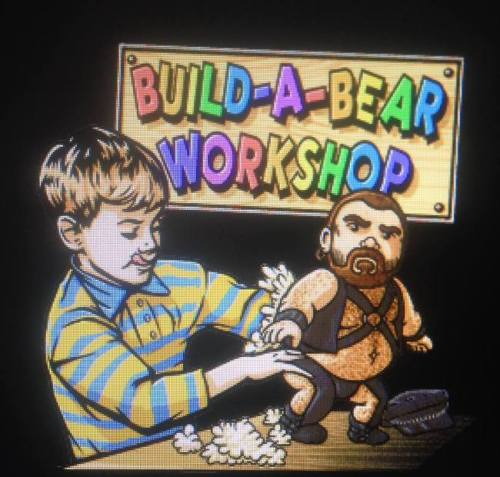 Build A Bear Work-Shop