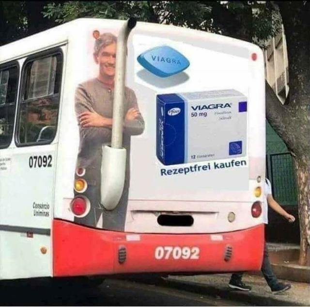Viagra Bus Ad Mishap