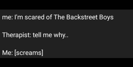 Backstreet Boys Funny